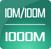 10M-100M-1000M