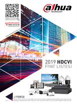 Dahua 2019 HDCVI Serisi Fiyat Listesi - Q1