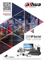 Dahua 2019 IP Serisi Fiyat Listesi - Q1