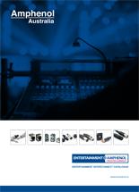 Amphenol Audio Ürün Kataloğu 2018