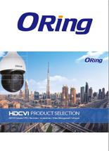 ORing HDCVI Kamera Ürün Kataloğu 2018