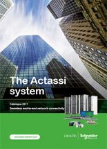Schneider Electric Actassi Network Ürün Kataloğu 2018